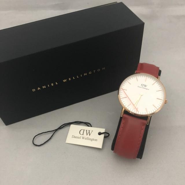 Y[Y4a]腕時計 ダニエルウェリントン Daniel Wellington  DW00100122