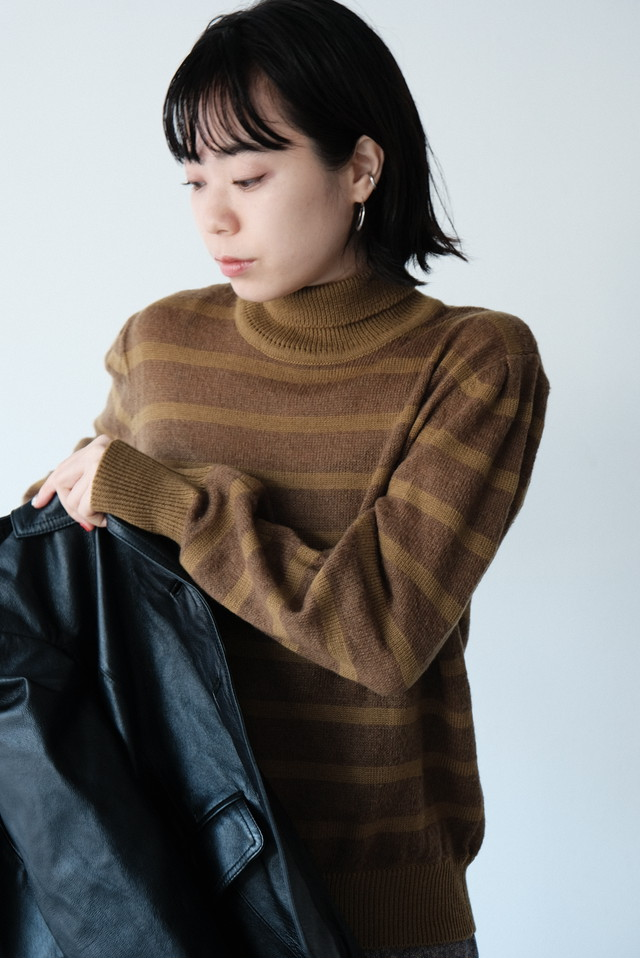 boarder knit