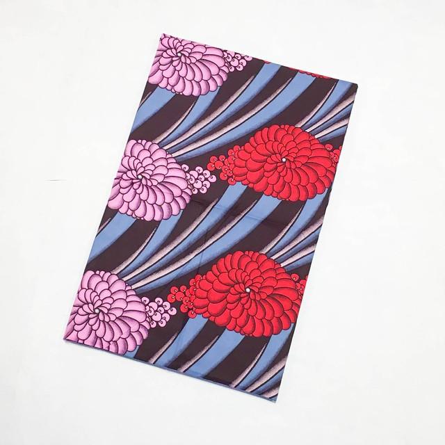 【予約商品】アフリカンテキスタイルのオリジナル浴衣 No.MDST-DSW032
