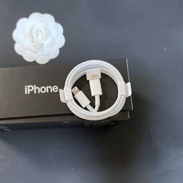 iPhone 12 急速充電 データ転送 1m タイプC Lightning USBケーブル 純正品質