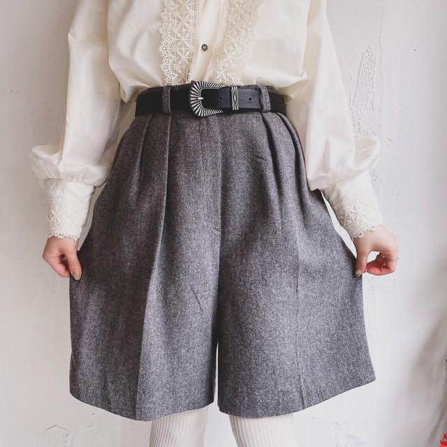 vintage wool100% pants