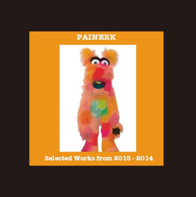 PAINJERK - Selected Works from 2013 - 2014(CDR)