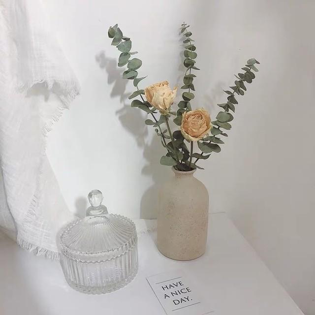 レトロドライフラワー花瓶