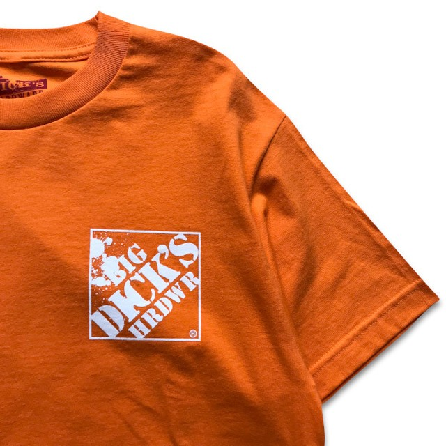 BIG DICK'S HARDWARE | Homie Depot Tee