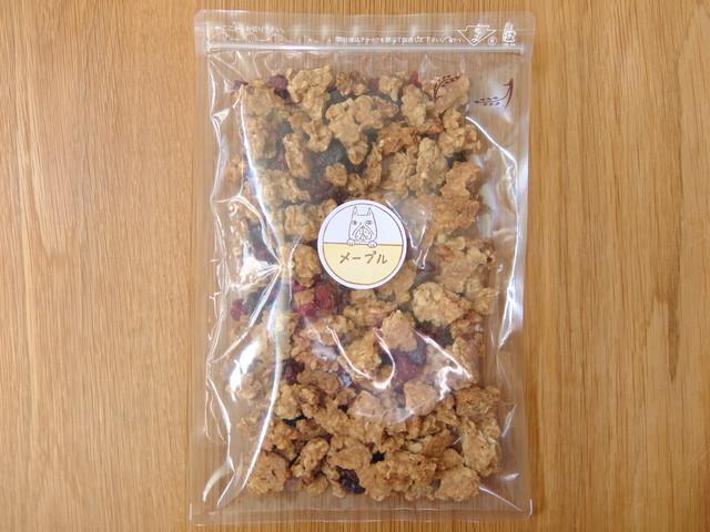 小麦全粒粉メープル(大) ネコポス、宅急便コンパクト用