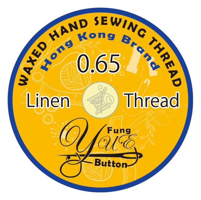 0.65 Yue Fung wax linen thread