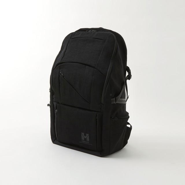WM × MILLET BACKPACK 'CATAPIE' - BLACK