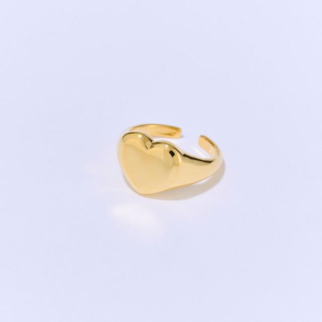 Melt Heart Ring
