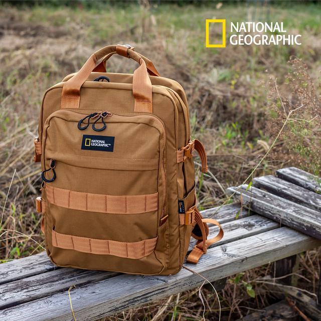 NAG-11115 デイパック 23L Nationalgeographic ナショナルジオグラフィック