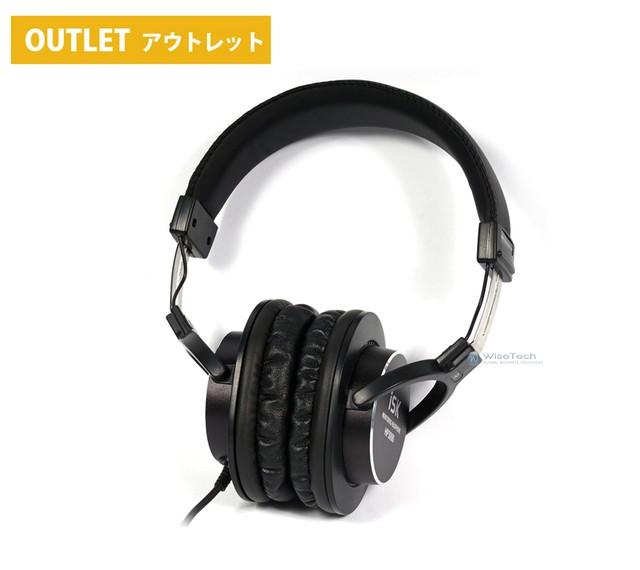 アウトレット :: モニターヘッドホン HP-3000 :: iSK