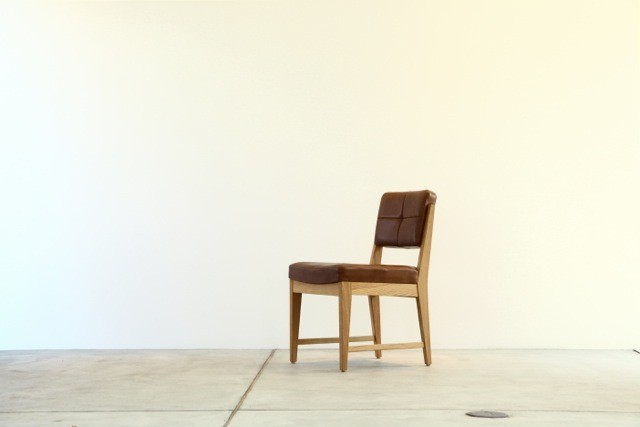 cosuke chair ( leather )