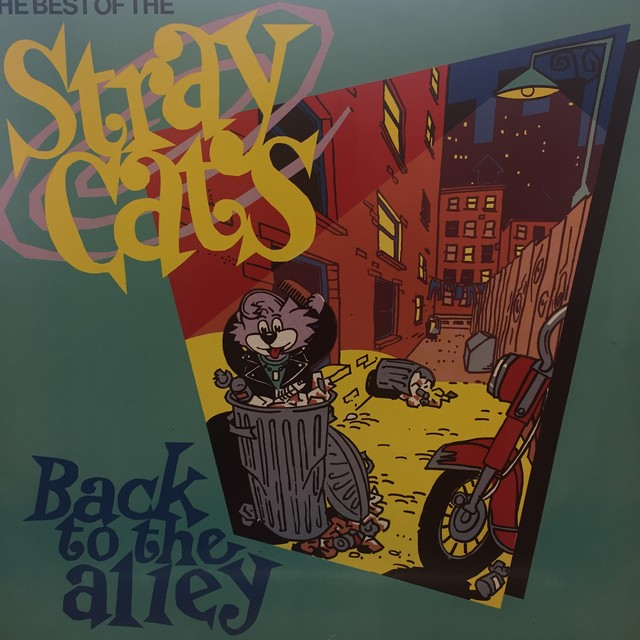 Back To The Alley / The Best Of The Stray Cats