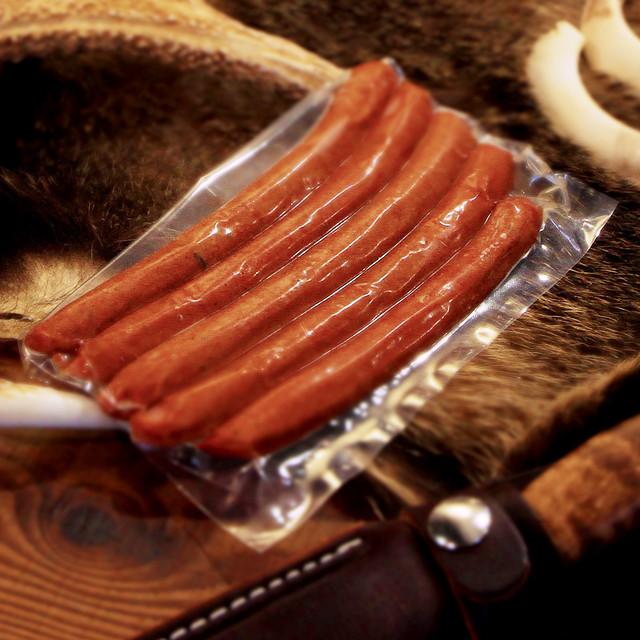 鹿 生肉ブロック入りセットB(約1.5kg)