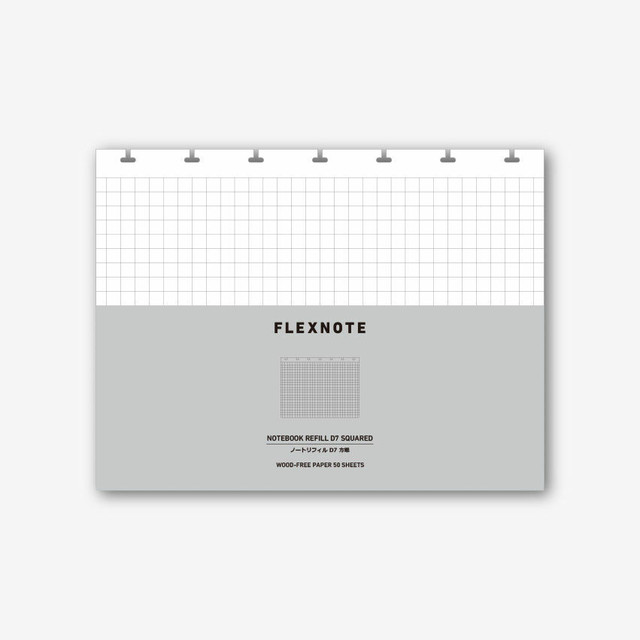FLEXNOTE D7 リフィル
