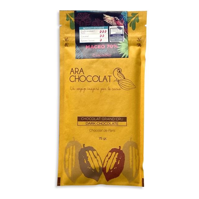 アラショコラ マセオ70%