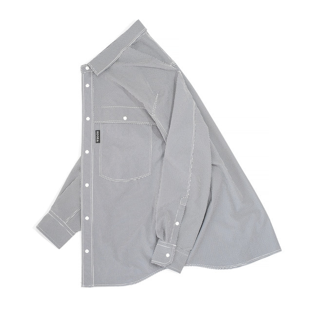 Big Pocket Long Sleeve Shirt (開発中)
