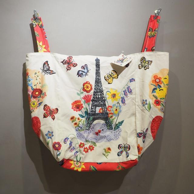 Nathalie Lete Farmers Bag Eiffel