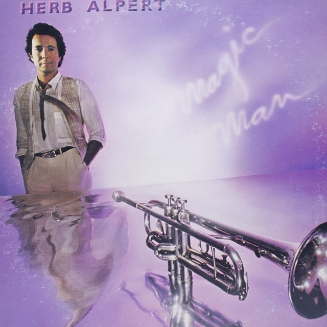 Herb Alpert / Magic Man [AMP-28037] - メイン画像
