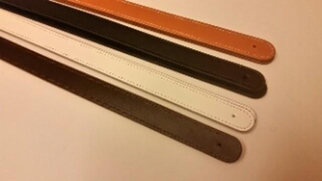 平形ハンドル2,5㎝幅2本セット★ナンタケットバスケット用