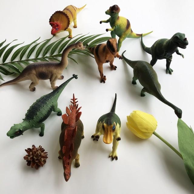 (即納) Dinosaurs with Sound #FA001:UNICOM