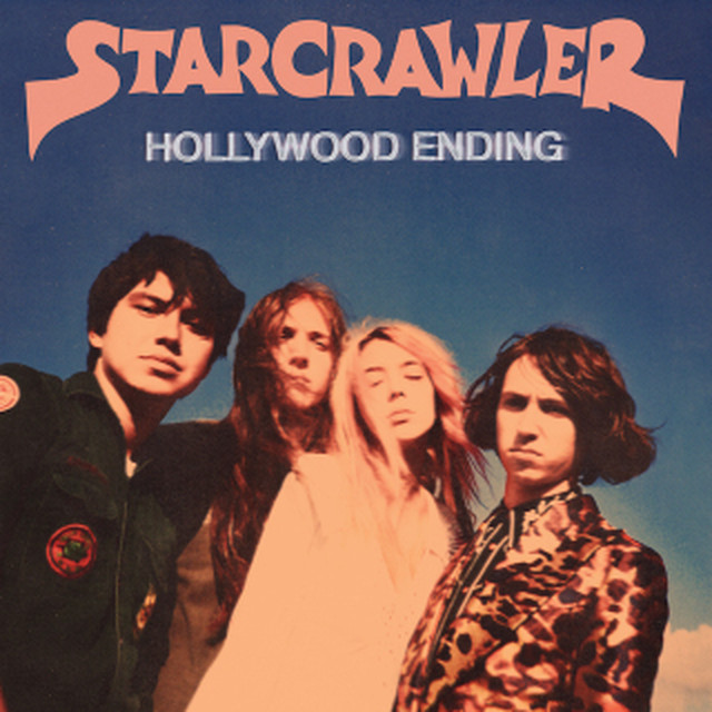 Starcrawler / Hollywood Ending(200 Ltd 7inch)