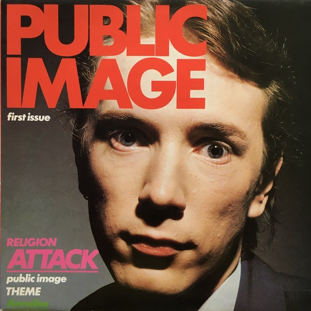 【LP・英盤】Public Image Limited / Public Image  First Issue