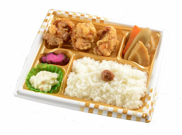 ③鶏唐揚げ500円税込