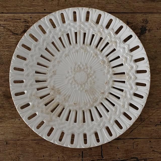 Panier Dessert plate