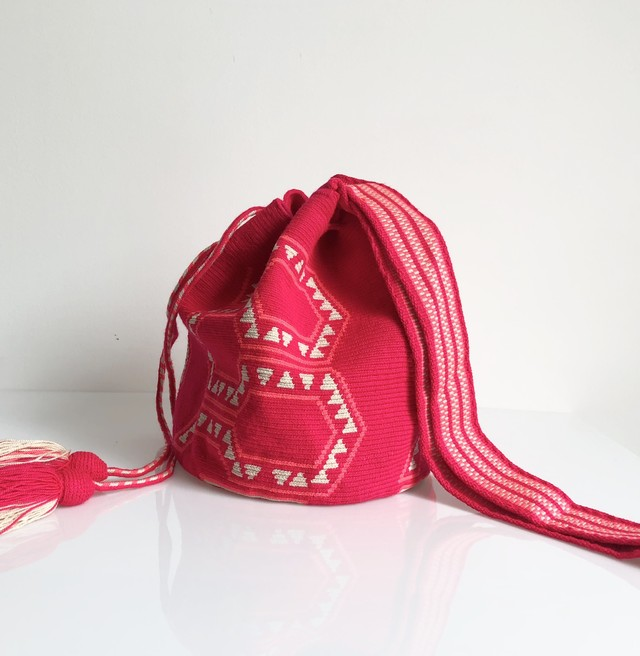 ワユーバッグ (Wayuu Bag) Exclusive line Mサイズ