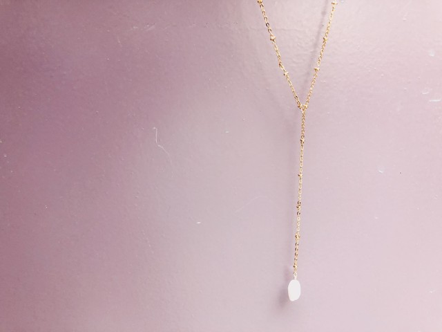 Pearl Link Necklace パールリンクネックレス