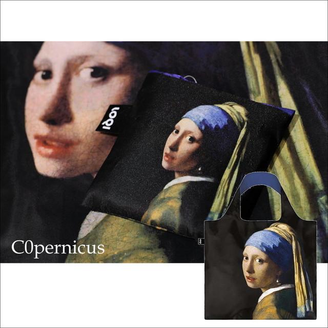 フェルメール【真珠の耳飾りの少女】エコバック 浜松雑貨屋C0pernicus