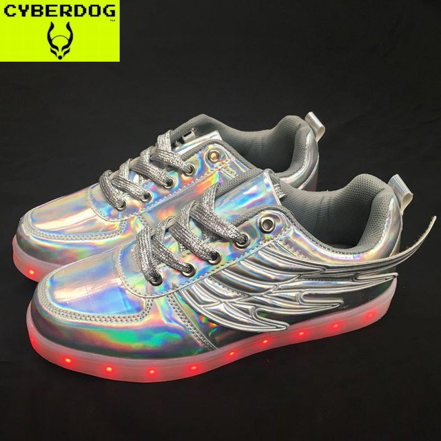 【CYBERDOG/サイバードッグ】LIGHT UP SHOES ICARUS