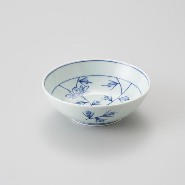 【青花】HANAKARAKUSA 5寸ボウル