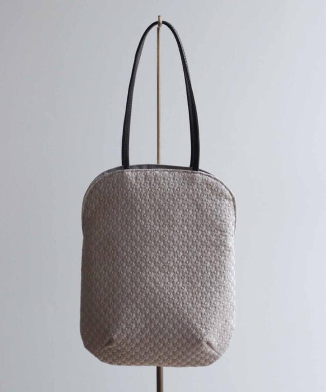 クロスステッチ刺繍miniバッグ (evi045)