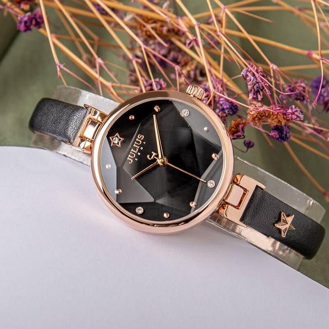Julius AF-920(Blue) レディース腕時計