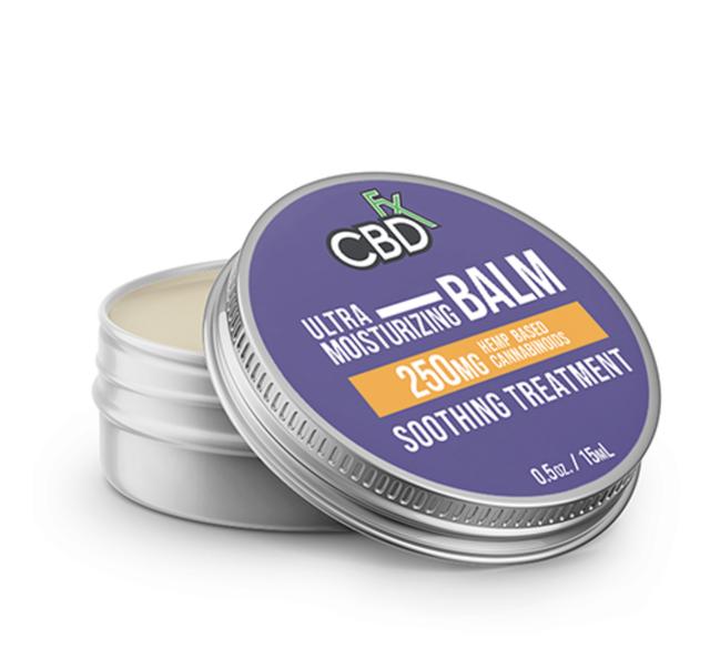 ミニバーム - Ultra Moisturizing(保湿)< CBD  FX >