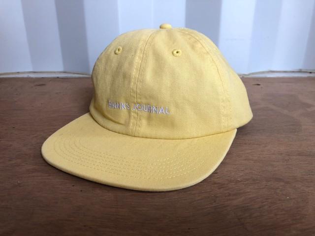 BANKS JOURNAL CAP (yellow)