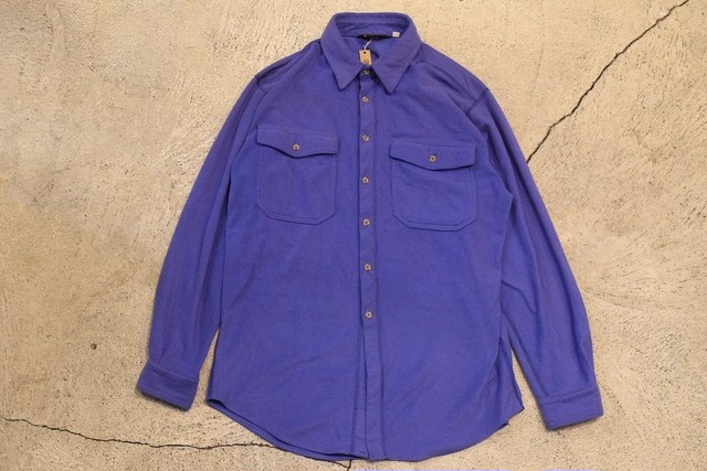 USED 90s REI Fleece shirt -Large 0827