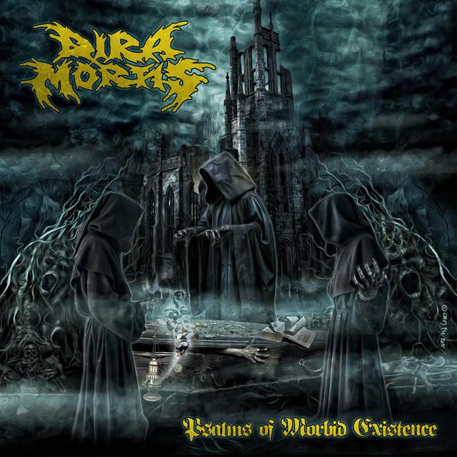 DIRA MORTIS『Psalms Of Morbid Existence』CD
