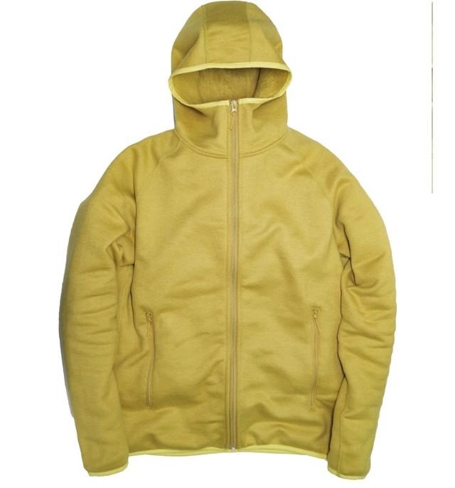 YETINA pullover hoodie (限定色 BLACK)