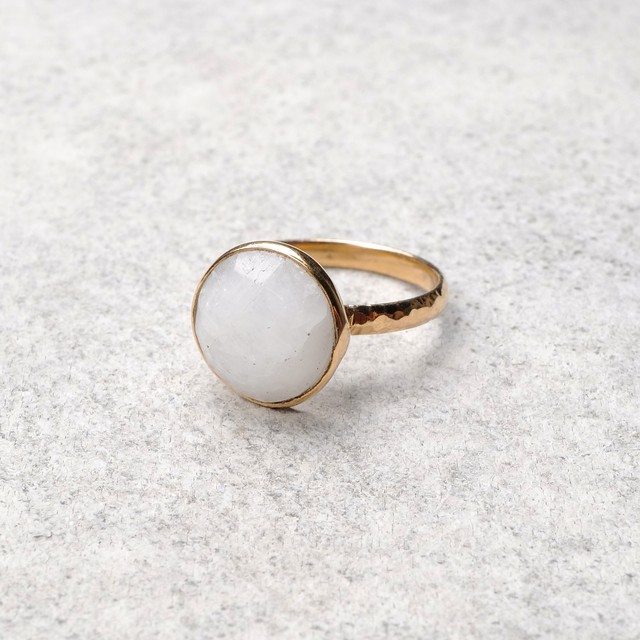 SINGLE STONE NON-ADJUSTABLE RING 163