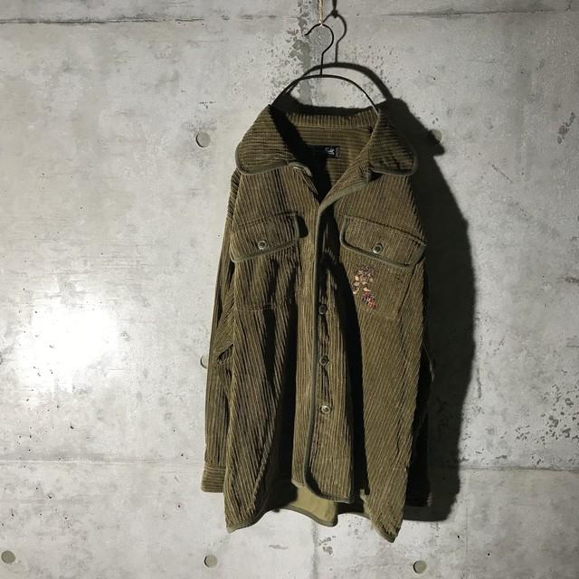 [used]JEAN LOUIS corduroy jacket