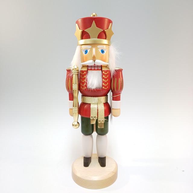 くるみ割り人形 『星の王冠の王様 赤』