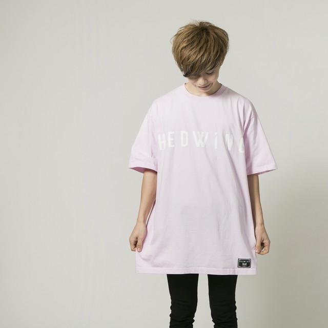 Big Silhouette T-shirt Sherbet Pink