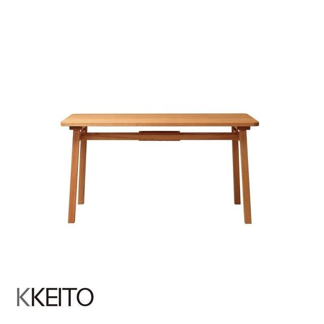 ダイニングテーブル L|KKEITO