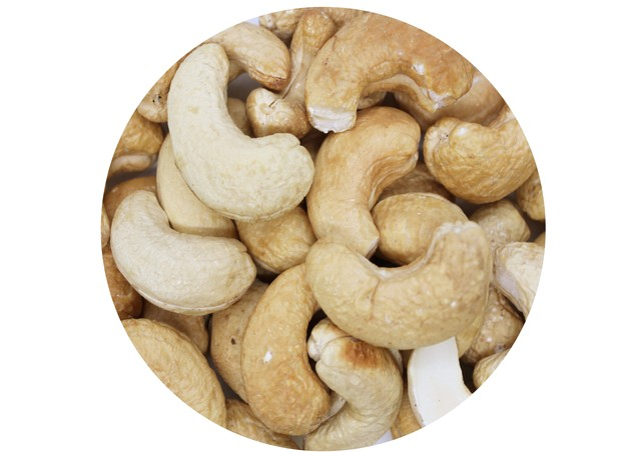農薬不使用 カシューナッツ 素焼き 200g(ロースト カシューナッツ)