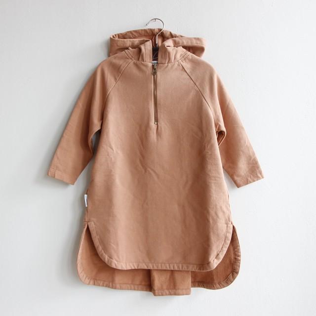 《MINGO. 2021AW》Sweat Dress / Chocolate Milk