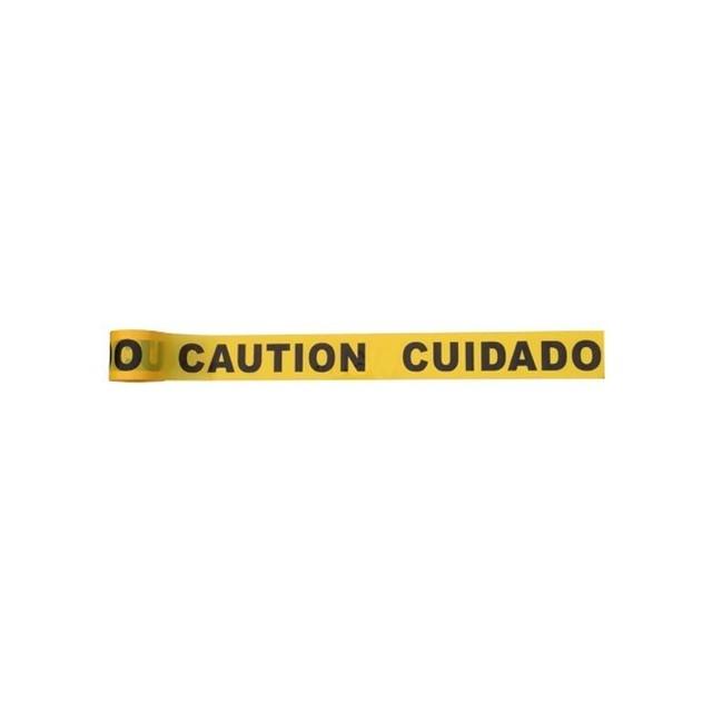 CAUTION/CUIDADOテープ90m