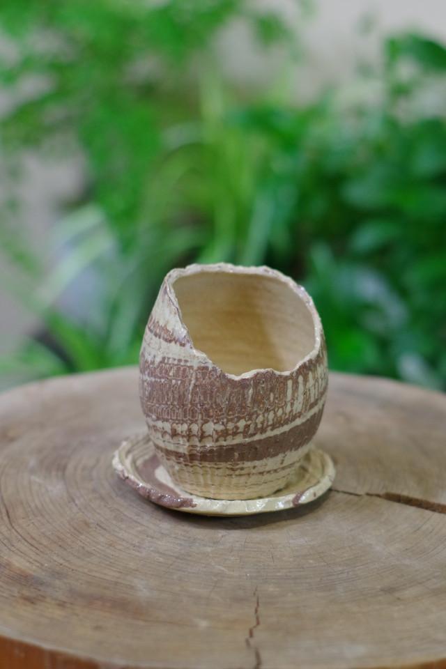 COCO植木鉢⑧【佐野 有子】