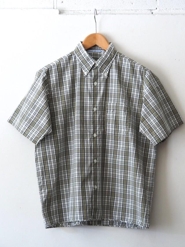 N.O.UN B.D Shirt Green-CHK